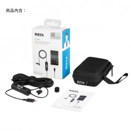 公司貨BOYA BY-DM1 IPHONE麥克風 數位領夾式麥克風 蘋果手機 APPLE lightning Phone/iPad/iPod touch